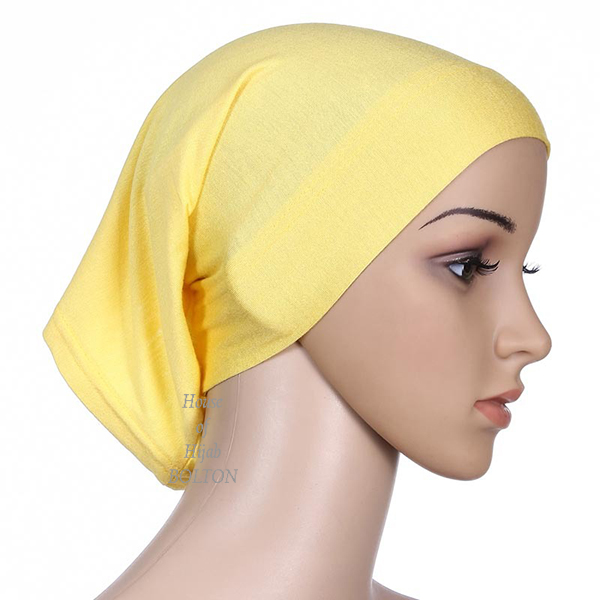 Tube Bonnet (Yellow)