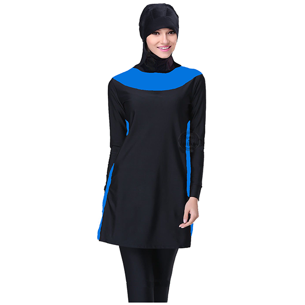 Burkini (Modest Islamic Swimwear)