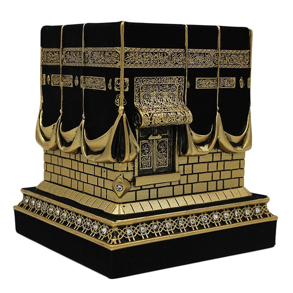 Luxury Kaaba Shape Gift Islamic Ornament