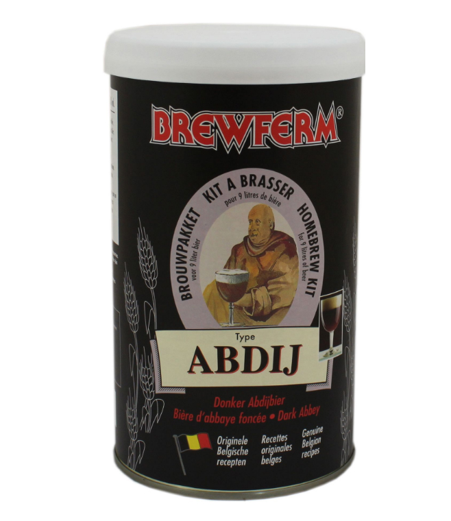 Brewferm Belgian Beer Kits Abbey