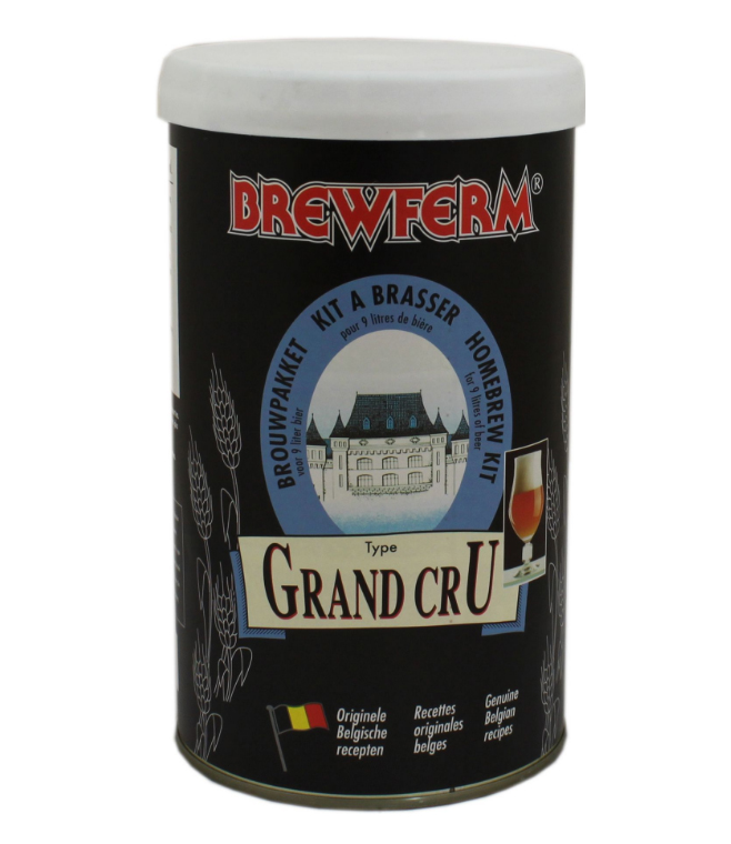 Brewferm Belgian Beer Kits Grand Cru