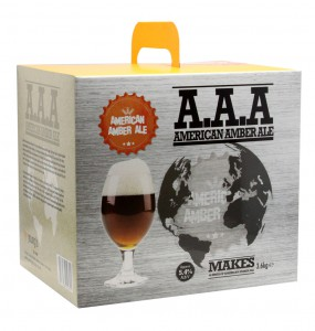 American Craft Amber Ale Kits