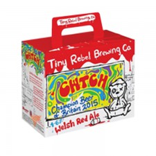 Cwtch Welsh Red Ale