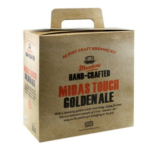 Craft Midas Touch Golden Ale Kits