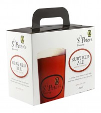 St Peter's Ruby Red Ale