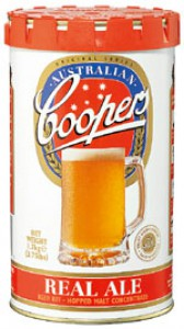 Coopers Real Ale Kits