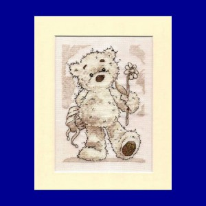 Teddy Children's Picture 'lickle ted - just for you'
