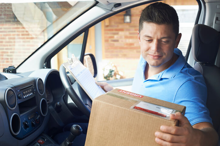 Courier Delivery Services Stamford