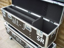 Twin Keyboard Trunk