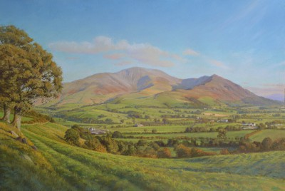 Skiddaw, late summer